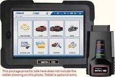 Carman i100 Diagnostic PC-Based Scan Tool Bluetooth OBDII kit (Made in Korea)