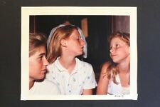 "Beautiful Photograph by Tina Barney Titled ""The Girls"" 1989 est 2000-4000"
