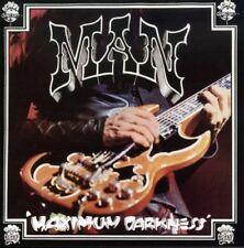 Man - Maximum Darkness [New CD]