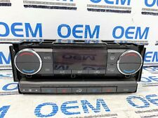 08 09 10 LINCOLN MKX climate temperature a/c heat control 8A13-18C612-BD OEM