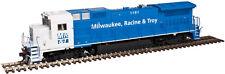 Atlas HO DASH 8-40B/BW MR&T #1101 (w/ factory DCC)