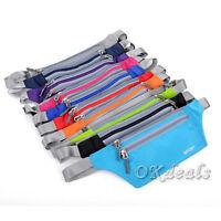 Waterproof Fanny Pack Camping Sport Hiking Zip Bag Running Belt Bum Waist Pouch
