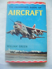 RARE Observer's book of AIRCRAFT 1967 Edition- *No date on spine* *Errata slip*