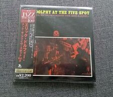 Eric Dolphy At The Five Spot Vol 2 JAPAN MINI LP CD SEALED