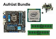 Aufrüst Bundle - ASUS P8Z68-M PRO + Intel i5-2500K + 8GB RAM #70652