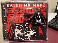 Faith No More King for a Day Fool for a Lifetime CD 1995 REPRISE 45723 SEALED