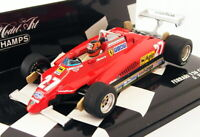 Minichamps 1/43 Scale Model Car 430 820027 - F1 Ferrari 126 C2 1982