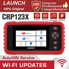 LAUNCH Creader Professional CRP123X OBD2 Auto Diagnostic Scanner Car Code Reader