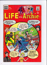 Life With Archie #55 Very Good+(4.5) The Man From R.I.V.E.R.D.A.L.E.