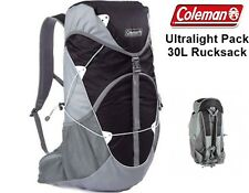 Coleman Ultra Light Pack 30L Ideal daypack for walking hiking & family days out