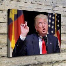 Donald Trump Figures Paintings HD Print on Canvas Home Decor Wall Art Poster