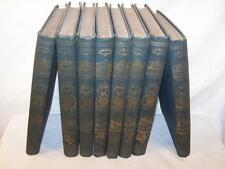 8 Volume SET The Pictorial Edition Works of Shakespeare Charles Knight