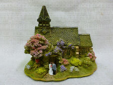 Lilliput Lane Happy Times Cottage 2009 The British Collection L3268