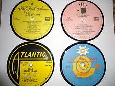 The J. Geils Band - Record Album Coaster Set