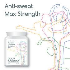BODY BALANCE evitare un' eccessiva sudorazione Pillole ANTI-SWEAT TABLET MAX Resistenza