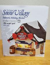 Dept 56 Snow Village The Sweet Spot 4030738