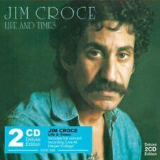 Jim Croce - Life and Times [CD]