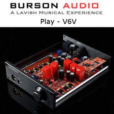 Black 2 Audio Headphone Amplifiers