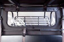 Rear Soft Cab Back Dustopper / Window Panel Kawasaki Mule Pro FX/FXT Windshield