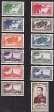 LAOS 1952 First set complete White Gum NHVF