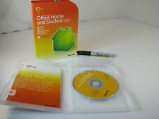 Microsoft Office 2010 Home and Student Family Pack RETAIL BOX