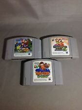 s12 DIDDY KONG RACING Nintendo 64 BANJO KAZOOIE ADVENTURE 1 2 N64 Nintendo 64