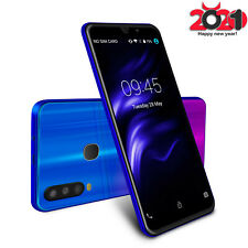 NUE Android Smartphone Ohne Vertrag Dual SIM Handy Quad Core GPS 6 Zoll Phablet