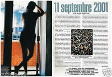 Coupure de presse Clipping 2002 (56 pages) 11 Septembre 2001 World Trade Center