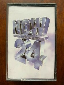 Now That's What I Call Music Vol.24 (1993) Chart Pop Compilation Cassette Tape
