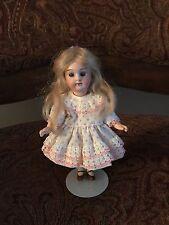 "5"" Antique Mignonette Bisque German Doll-""So Sweet"""
