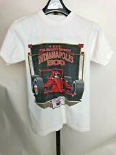 Indianapolis Indy 500 Vintage 1993 STARTING FIELD T-Shirt XL Mario Andretti