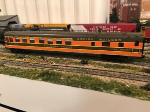 Soho Brass Great Northern GN Empire Builder Observation Mountain HO Scale