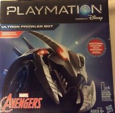 Hasbro Playmation Marvel Avengers ultron prowler bot Hero Smart Figure Kids