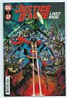 DC Comics JUSTICE LEAGUE LAST RIDE #4 first printing cover A