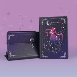 Sailor Moon Princess Stars Purple Lolita Smart Case Cover For iPad Air/Pro/Mini