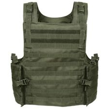 VOODOO TACTICAL ARMOR CARRIER VEST MAX PROTECTION 20-8399 / OD GREEN - NEW