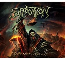 Suffocation - Pinnacle of Bedlam [New CD] With DVD, Digipack Packaging