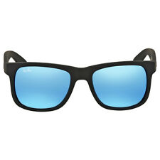 Ray-Ban Justin Color Mix Blue Mirror Lens Sunglasses RB4165 622/55 51