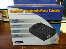 Belkin repeater F1D087 OmniView Keyboard Mouse Extender NEW PS/2