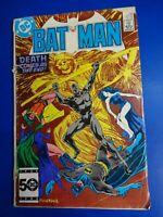 Batman    DC #391   Comic book hi res pics REFBOXA