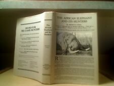 """Lyell, Denis D.,""""The African Elephant And Its Hunters,� #d. 134/525, Ltd. Ed."""
