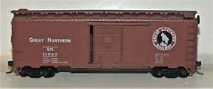 Great Northern 40' Box Car   Athearn