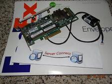 631671-B21 HP G8 Smart Array P420 / 2GB FBWC 6Gb 2P SAS Controller