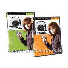 The Girl from U.N.C.L.E. Uncle Complete Stefanie Powers TV Series Box/DVD Set(s)