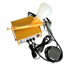 Portable Powder Electrostatic Spraying Coating Machine Paint Gun Coat Ce Certify