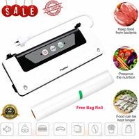 Food Saver Vacuum Sealer Machine Seal a Meal Foodsaver Sealing System + Bag Roll