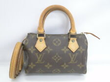Louis Vuitton Mini Speedy M41534 Hand Boston Shoulder Bag Monogram 71170257600 2