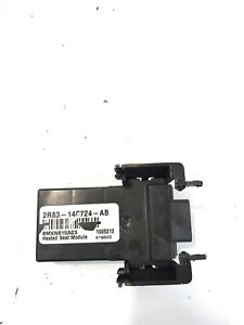 LAND ROVER DISCOVERY REAR SEAT HEATED MODULE 2R83-14C724-AB GENUINE 2011