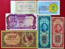 New ListingWorld Paper Money X 6 Pcs #2