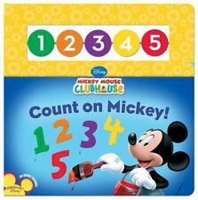Count on Mickey! (Disney Mickey Mouse Clubhouse) Disney Book Group Board book